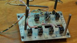 first stage rewire